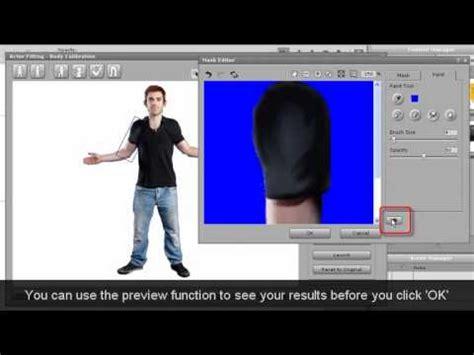 youtube pattern fitting crazytalk animator tutorial detailed full body photo