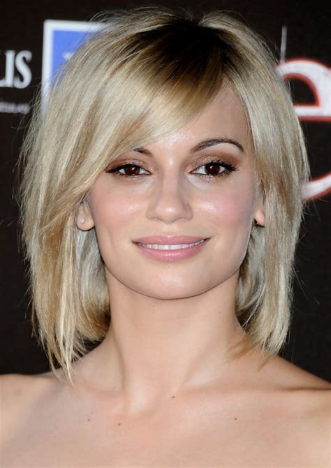 Short Hairstyles 2013 Bobs With Side Bangs | short hairstyles with bangs beautiful hairstyles
