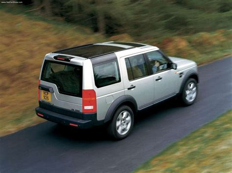 land rover discovery 2005 land rover discovery 3 2005 picture 17 1024x768