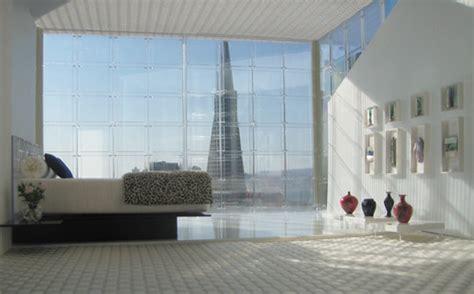 miniarcs staged penthouse bedroom  transamerica pyram