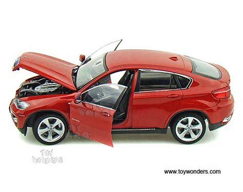 Bmw X6 Skala 124 Welly Diecast Miniatur bmw x6 top by welly 1 24 scale diecast model car wholesale 24004wr