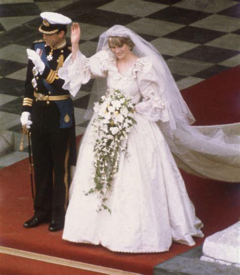 princess s the original sketch for princess diana s wedding dress was