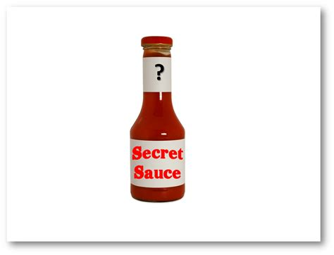 secret sauce communication the secret sauce of engagement beclear s