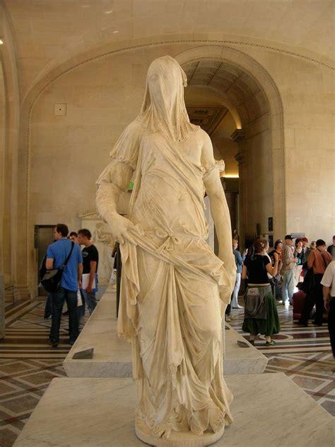 sculpture from antiquity to femme voil 233 e mus 233 e du louvre paris antonio corradini figurative sculpture from antiquity to