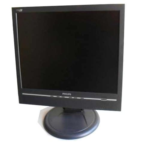 Monitor Lcd Philips 160ei monitor lcd 17 philips 170b ecosocialstore