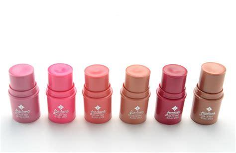 Jordana Color Tint Blush Stick Sunkissed jordana cosmetics 2015 collection review