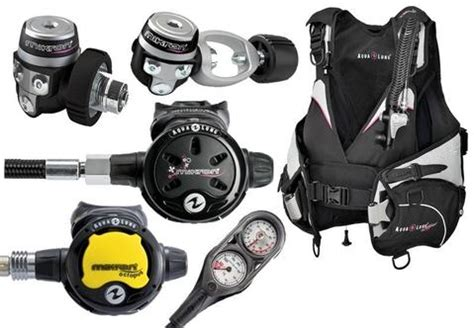 aqualung dive gear dive equipment packages scuba diving sets
