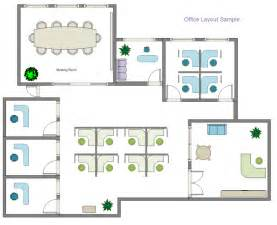 Office Space Floor Plan Creator Office Layout Free Office Layout Templates
