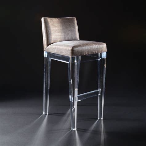 Back Contemporary Swivel Bar Stool by Contemporary Swivel Bar Stools With Back Lucite