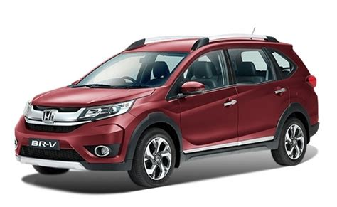 honda br v honda br v india price review images honda cars