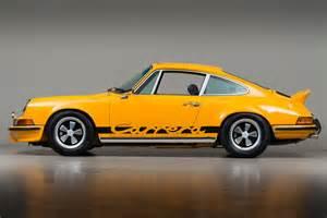 Porsche Carerra Rs Wunderbar 1973 Porsche 911 Rs 2 7