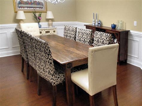 make your own armchair home dzine home diy upholster your made dining chairs