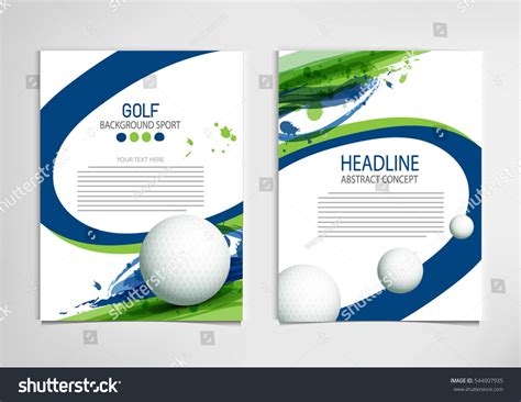 design banner golf design banner golf