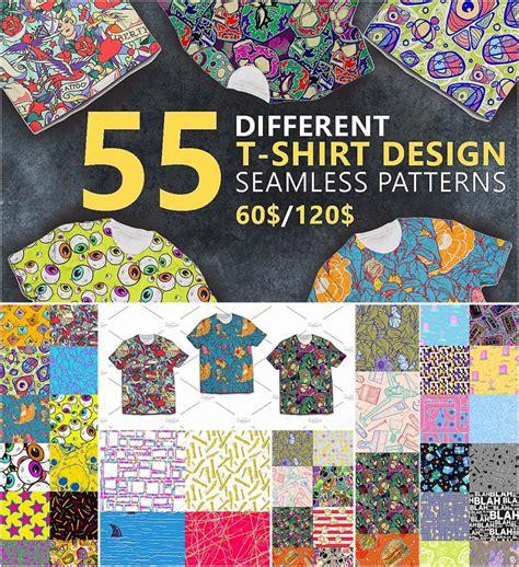 pattern shirt vector t shirt design pattern bundle free download