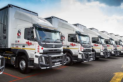 volvo trucks south africa office volvo trucks delivers 50 trucks to sabot