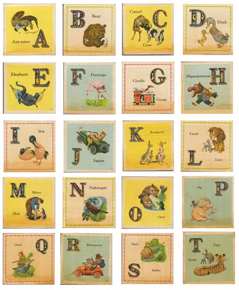 printable vintage alphabet cards jennuine by rook no 17 free vintage graphics vintage