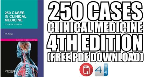 10 Day Mba 4th Edition Pdf by 250 Cases In Clinical Medicine 4th Edition Pdf Free