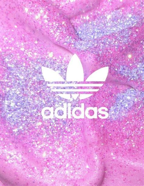 girly adidas wallpaper adidas adidas glitter purple pink pink purple