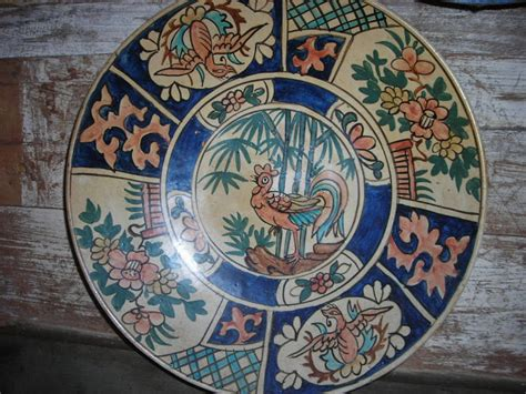 Piring Antik Vintage Zaman Doeloe barang antik khodam chinness antique