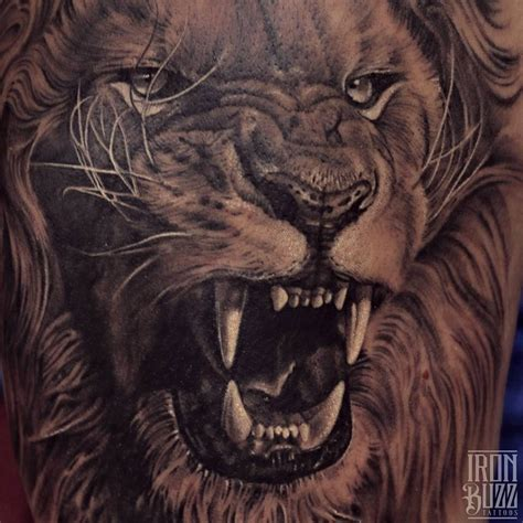15 best animal tattoos done at iron buzz tattoos mumbai