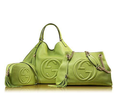 1 light green color gucci handbags 2014 collection