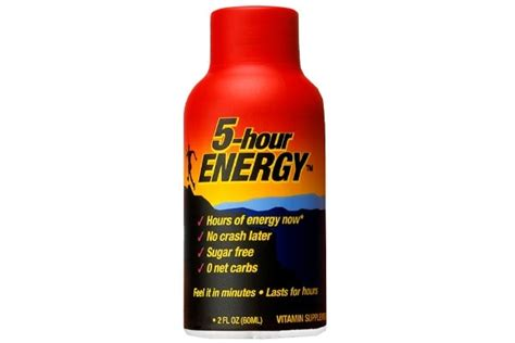 energy drink 1 hour 5 hour energy drink golf