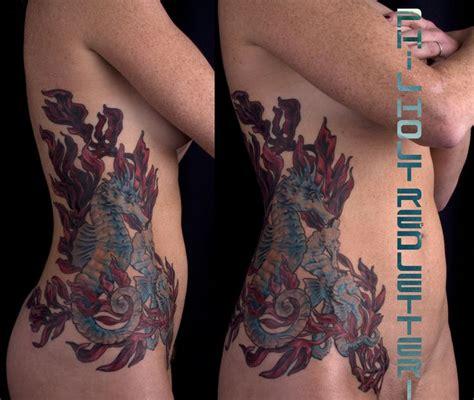 tattoo on ribs price 20 best animal art images on pinterest seahorses horse