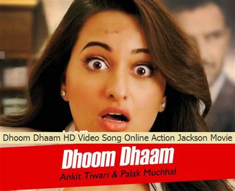 song dailymotion dhoom dhaam hd song jackson