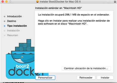 tutorial docker volumes docker virtualbox tutorial docker for dummies adictosaltrabajo
