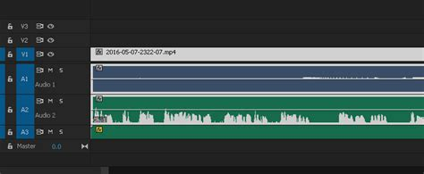 adobe premiere pro razor tool adobe premiere how do i link two audio clips and one