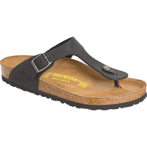 gizeh sandal birkenstock gizeh leather sandal s
