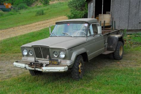 jeep gladiator 1963 1963 jeep j 300 drw when built rarer now