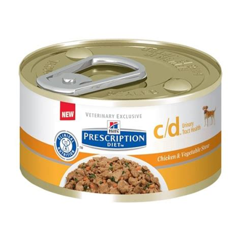 cd food hill s prescription diet c d urinary tract health canine