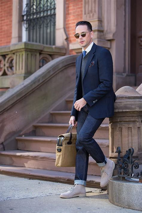 what to wear with desert boots desert boot history and definition he spoke style