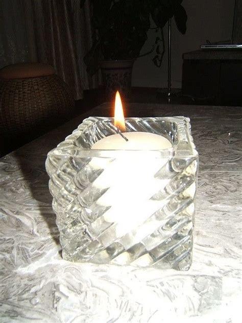 Square Glass Hurricane Candle Holder Square Candle Holder Kd057 China Glass Candle Holder