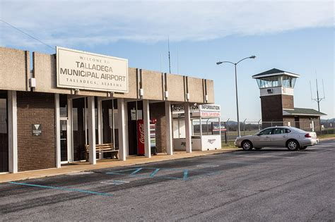 talladega municipal airport board remains in holding