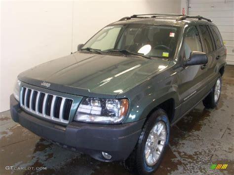 gray jeep grand cherokee 2004 2004 onyx green pearl jeep grand cherokee laredo 4x4