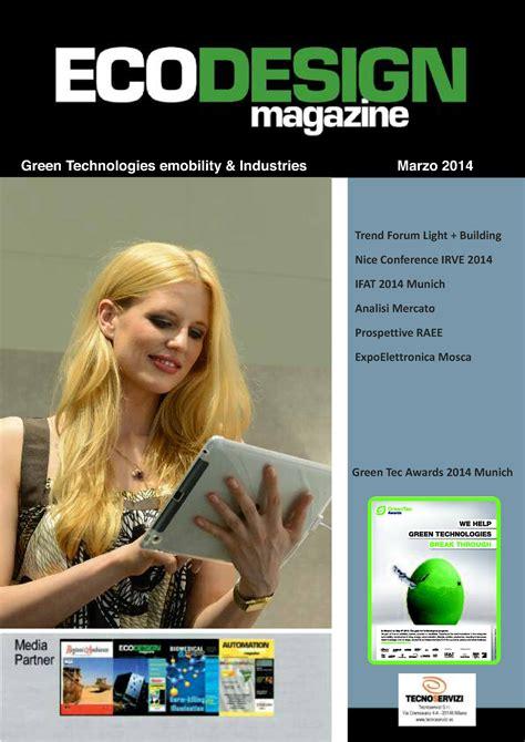 design magazine online pdf tecnoservizi eco design magazine