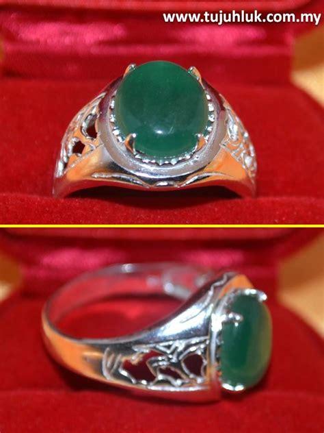 Zambrud Colombia Emerald pecinta batu akik batu cincin zamrud