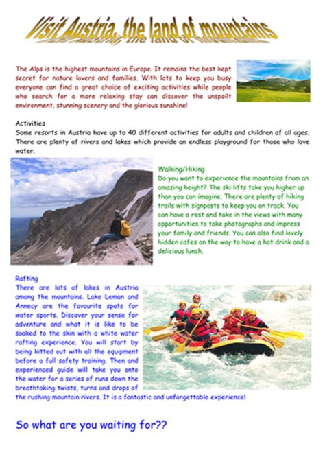 differentiated persuasive holiday brochures by endimacko