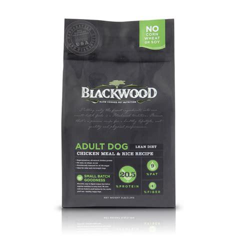 blackwood food blackwood all stages food lean diet at baxterboo