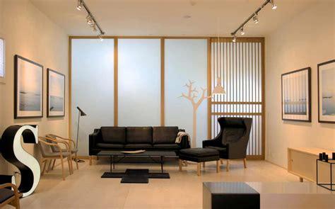 Japanese Style Pocket Doors Design Layout Showcasing