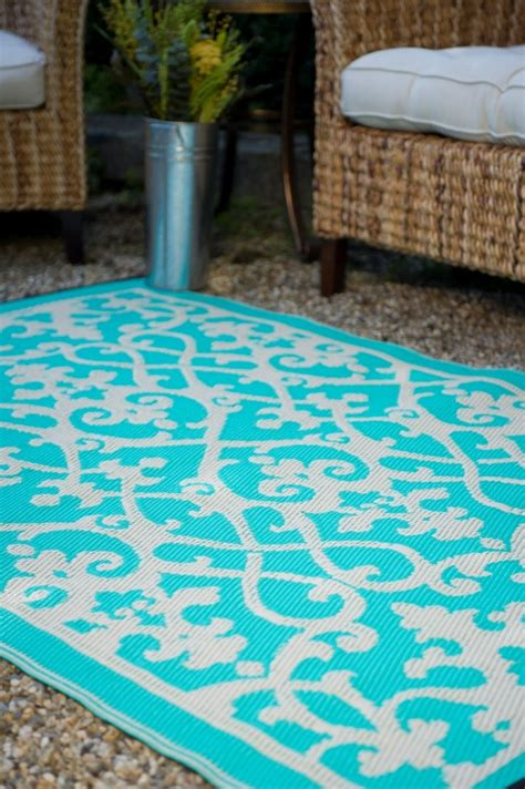 turquoise indoor outdoor rug venice turquoise indoor outdoor rug