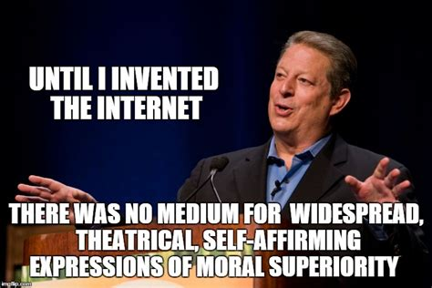 Al Gore Internet Meme - self affirming memes image memes at relatably com