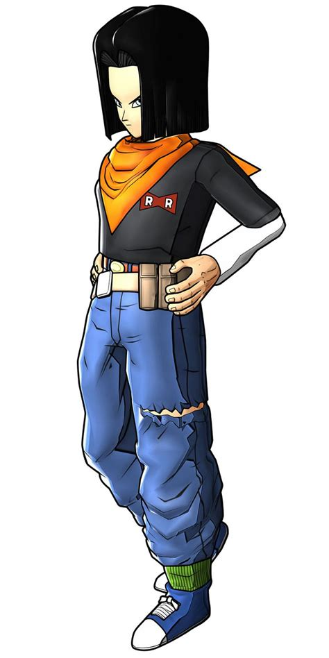 z android 17 android 17 z battle of z pictures galleries and android