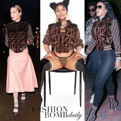 Who Wore It Better Fendi Fur Coat by Fashion Bomb Daily Style Magazine Fashion