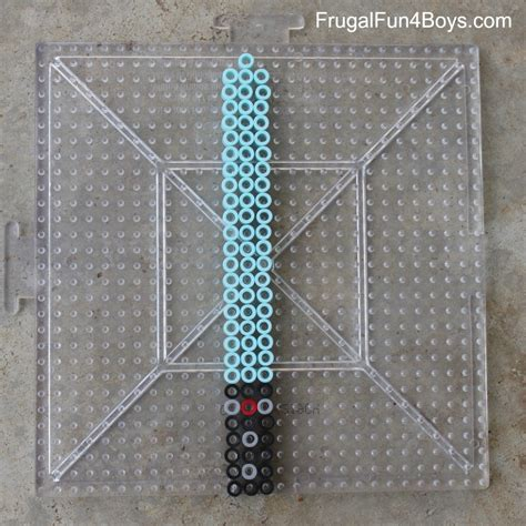 easy perler bead ideas wars perler patterns