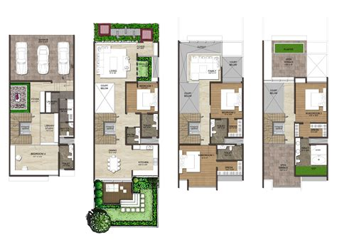 villa designs floor plans studio design best