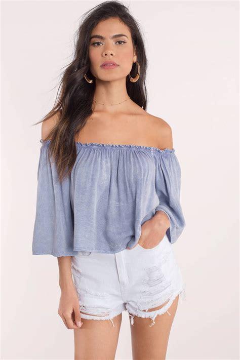 On Shoulder Shoulder Top 17 best ideas about shoulder blouse on