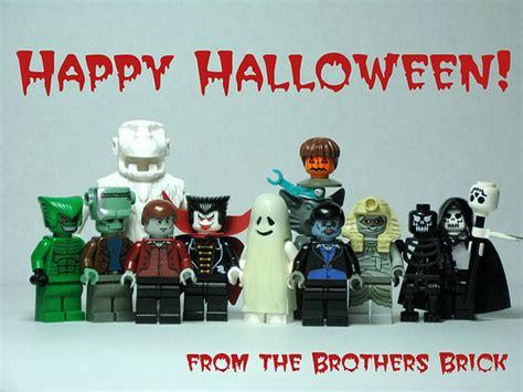 imagenes lego halloween happy halloween zombie andrew zombie josh pumpkin